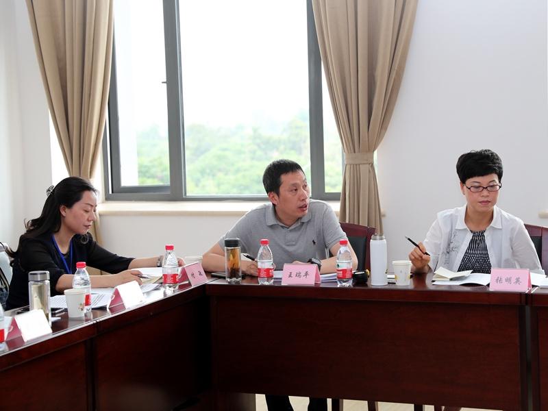为推动治蜀兴川再上新台阶画出最大同心圆全省统战班.